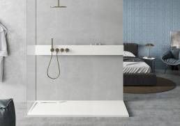 estantes para duchas